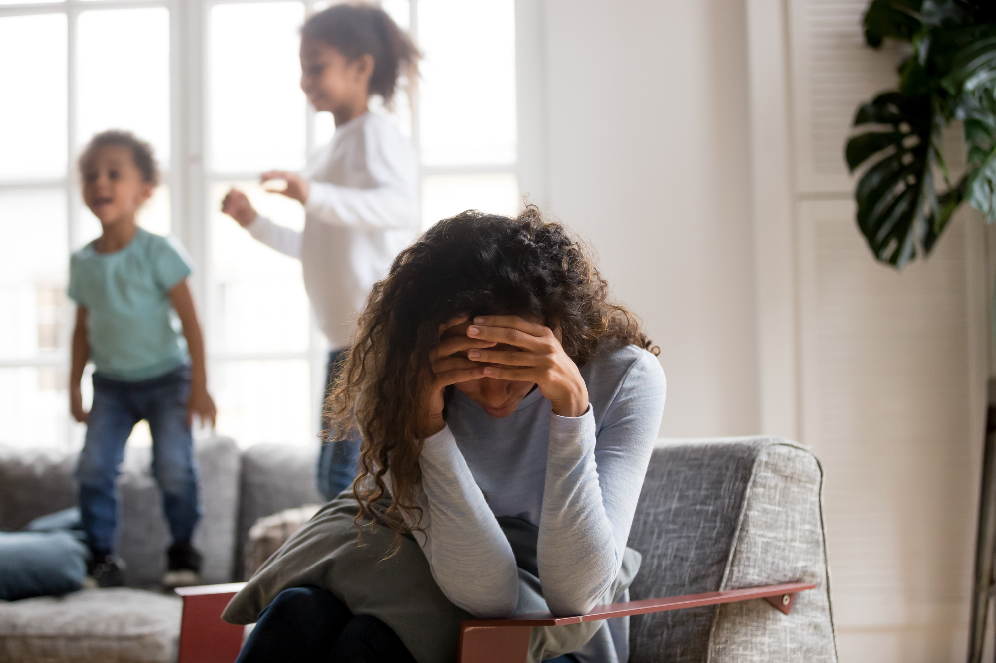 migraines affect family life