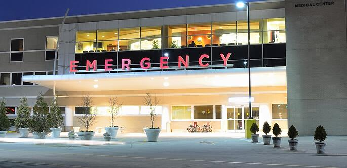 can an emergency room help with migraines