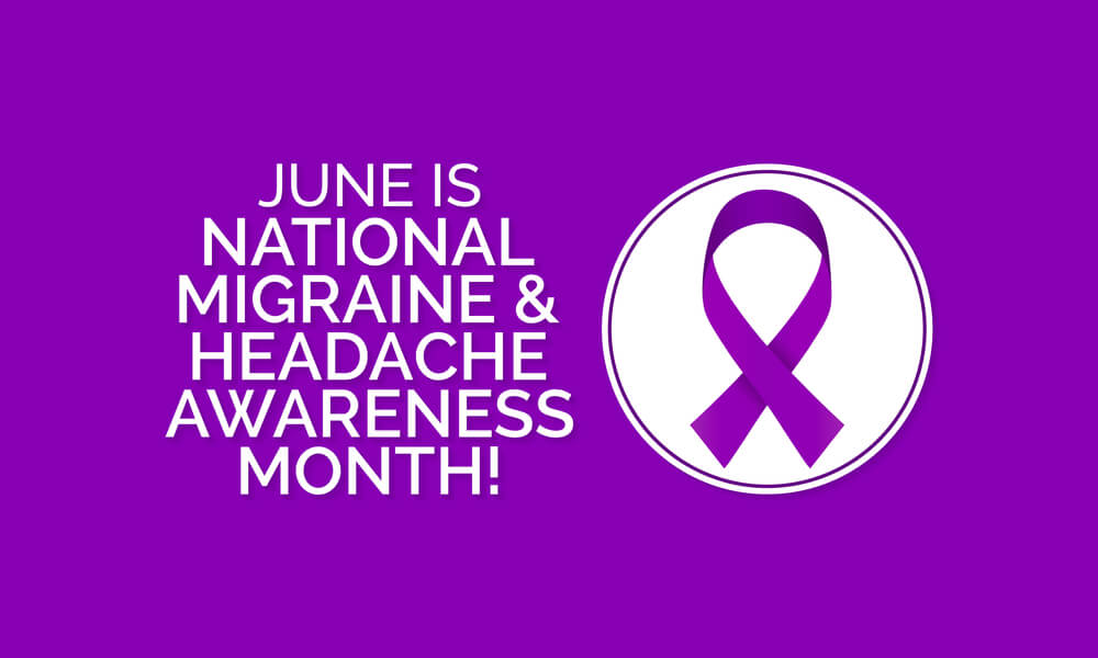 Migraine Releife Center - Migraine Awareness Month